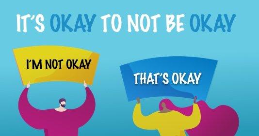 Let's talk mental health…